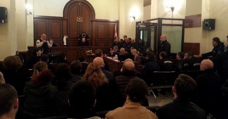 """სასამართლომ """"ქართული მარშის"""" ექვსივე წევრს აღკვეთის ღონისძიებად პატიმრობა შეუფარდა"""