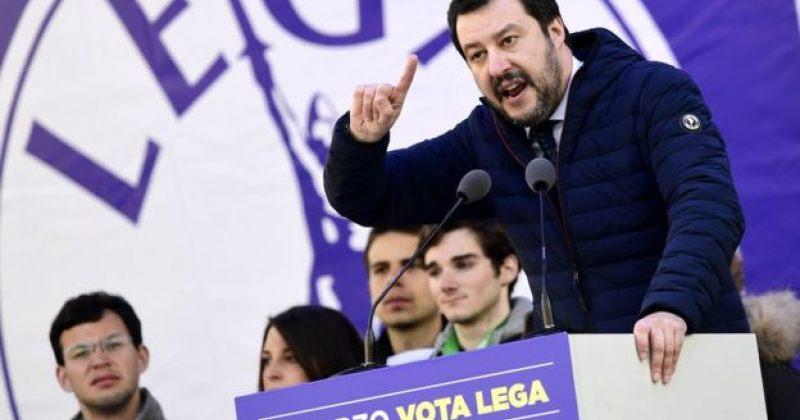 იტალიის შინაგან საქმეთა მინისტრი: იტალია ევროპის მიგრანტთა თავშესაფარი აღარ იქნება