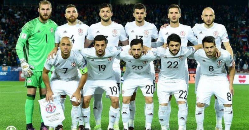 FIFA-ს რეიტინგში საქართველოს ნაკრები ჩამოქვეითდა და 101-ე ადგილზეა