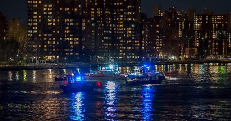 ნიუ-იორკში ვერტმფრენის ჩამოვარდნის შედეგად 5 ადამიანი გარდაიცვალა