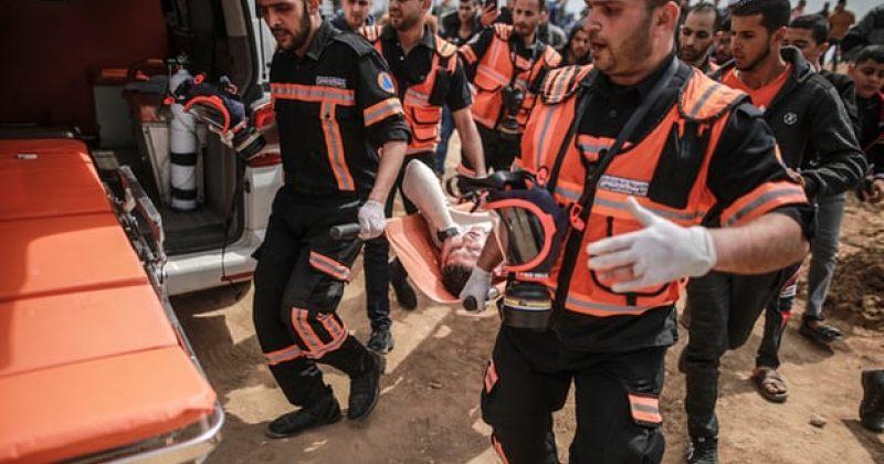 ღაზას სექტორში ისრაელის არმიასთან დაპირისპირების შედეგად 16 ადამიანი გარდაიცვალა
