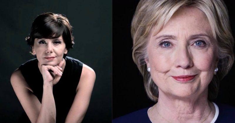 თამარ ჩერგოლეიშვილის გამოსვლას Women in the World სამიტზე ჰილარი კლინტონი წარუძღვება