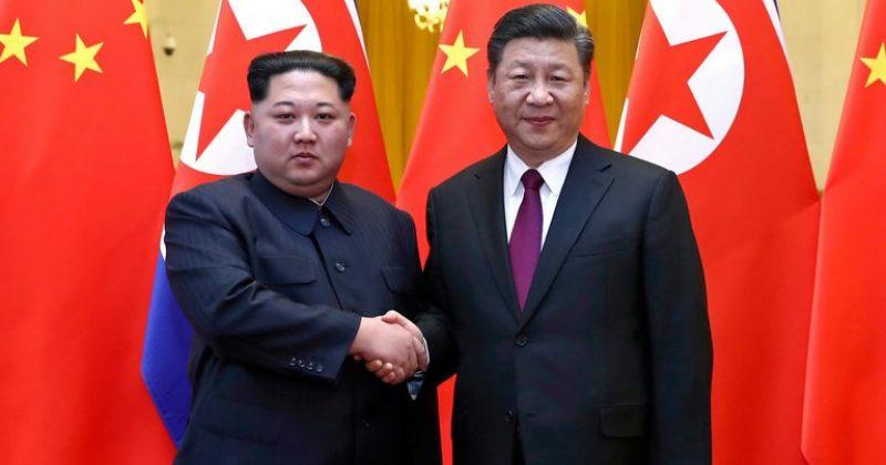 ჩინეთი და ჩრდ. კორეა ადასტურებენ, რომ კიმ ჩენ ინი პრეზიდენტ სი ძინპინს შეხვდა