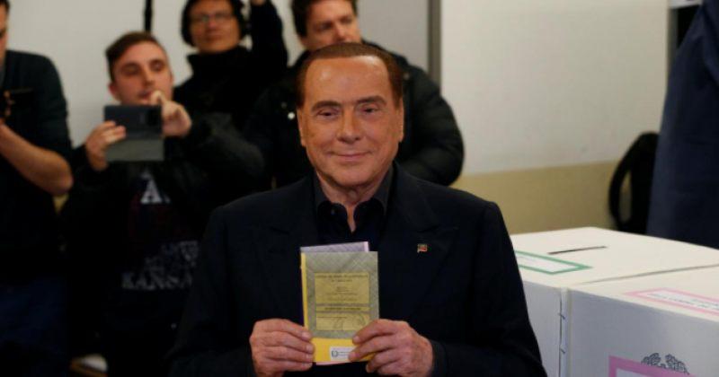 ბერლუსკონი იტალიის დემოკრატიულ პარტიას სამთავრობო კოალიციის შექმნას სთავაზობს