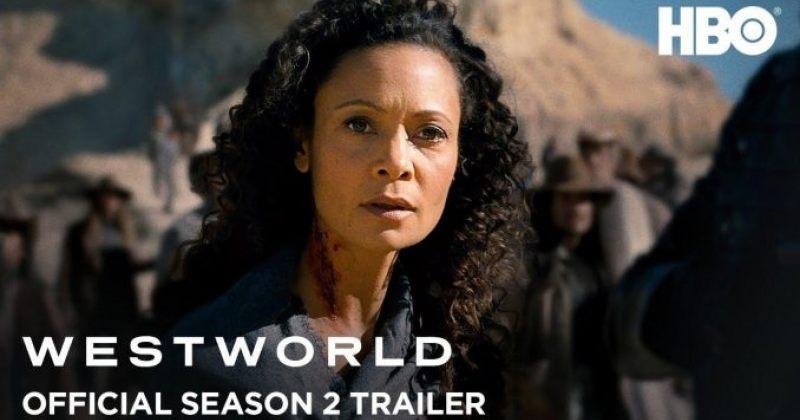 WESTWORLD და ნირვანა - სერიალის მეორე სეზონის ახალი თრეილერი