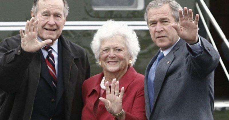 აშშ-ის ყოფილი პირველი ლედი ბარბარა ბუში 92 წლის ასაკში გარდაიცვალა