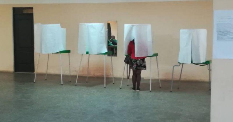 17:00-ს მონაცემები - მთაწმინდაზე ამომრჩევლის აქტივობა 26.6%-ია