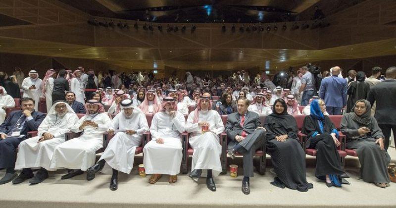 საუდის არაბეთში 40-წლიანი აკრძალვის შემდეგ პირველი კინო-თეატრი გაიხსნა