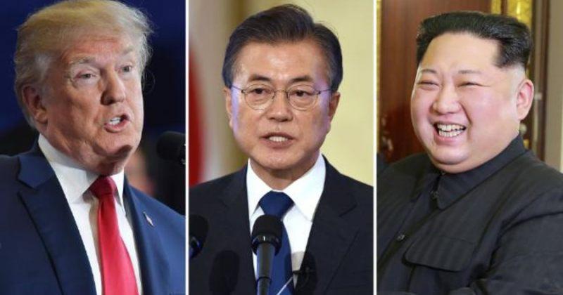 ჩრდ. კორეის თქმით სამხრ. კორეაში წვრთნების გამო აშშ-სთან მოლაპარაკებები საფრთხის ქვეშაა