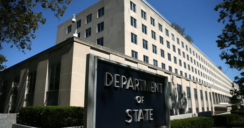სახელმწიფო დეპარტამენტი:  აშშ საკონსტიტუციო ცვლილებების მიღებას მიესალმება