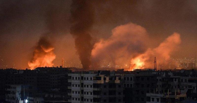 სირიაში ასადის ძალების სამხედრო ბაზები დაბომბეს, დაღუპულია სულ მცირე 26 სამხედრო