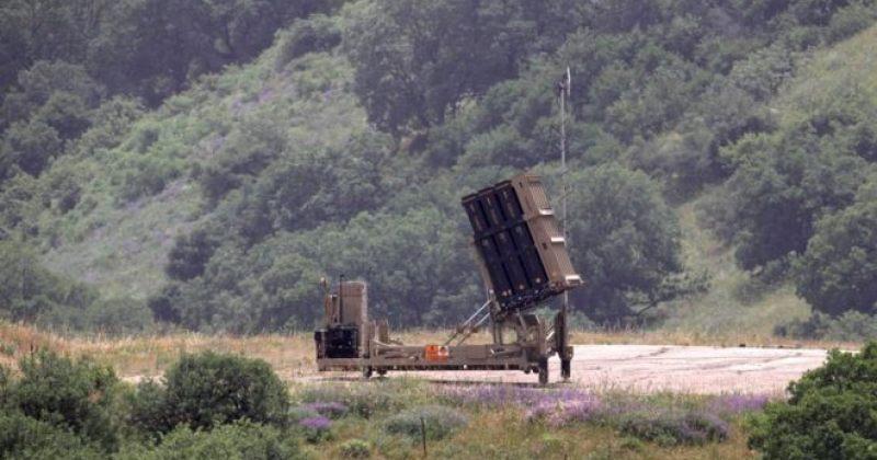 დამასკოს სამხედრო ბაზასთან ისრაელიდან გასროლილი ორი რაკეტა ჩამოაგდეს