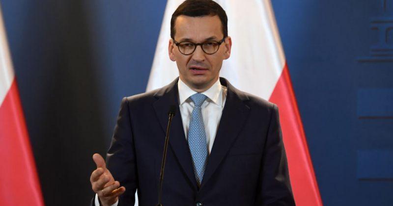 პოლონეთი გერმანიას Nord Stream 2-ის გაზსადენის მშენებლობის შეჩერებისკენ მოუწოდებს