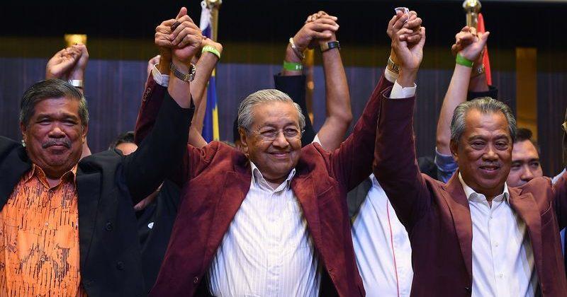 მალაიზიის პრემიერმინისტრი 92 წლის მაჰათჰირ მუჰამედი გახდა