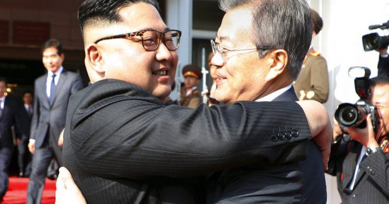 ჩრდილოეთ და სამხრეთ კორეის ლიდერები ერთ თვეში მეორეჯერ შეხვდნენ ერთმანეთს