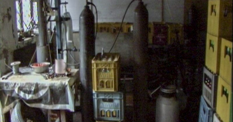 საგამოძიებო: აჭარაში, კუსტარულ საამქროში ფალსიფიცირებულ ლიმონათს აწარმოებდნენ