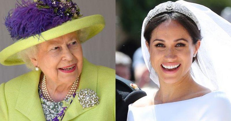 დედოფლის მოთხოვნით, მეგან მარკლი სამეფო ეტიკეტის შემსწავლელ კურსს გაივლის
