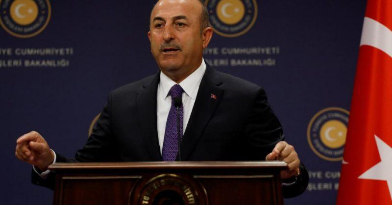 ჩავუშოღლუ: თუ აშშ თურქეთისთვის იარაღის მიყიდვას შეაჩერებს, საპასუხო ზომებს მივიღებთ