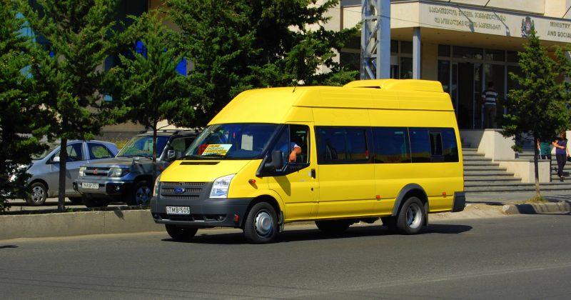 კალაძე: ავტობუსებსა და მიკროავტობუსებში კონდიციონერი არ უნდა ჩაირთოს, ფანჯრები უნდა იყოს ღია
