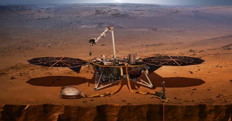 NASA-მ მარსზე ახალი როვერი გაგზავნა [ვიდეო]