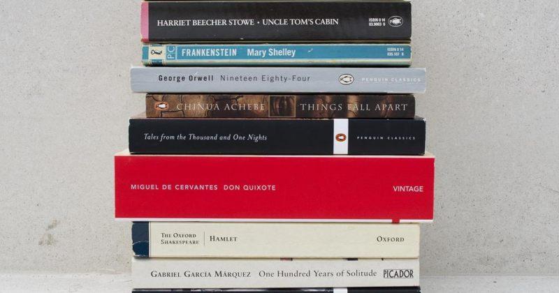 50 წიგნი, რომელმაც სამყარო სხვა თვალით დაგვანახა