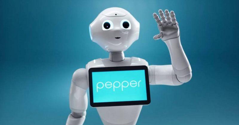 პეპერი- პირველი რობოტი ტარტუს უნივერსიტეტში