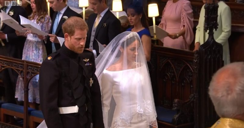 სამეფო ქორწილი - პრინცი ჰარი და მეგან მარკლი დაქორწინდნენ [LIVE]