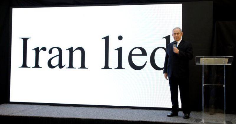 ნეთანიაჰუ: ირანი ბირთვული იარაღის პროგრამის შესახებ ცრუობდა