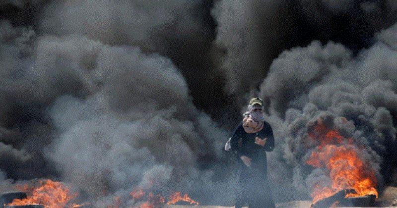 ღაზას სექტორში ისრაელის არმიასთან დაპირისპირებისას 2 პალესტინელი დაიღუპა
