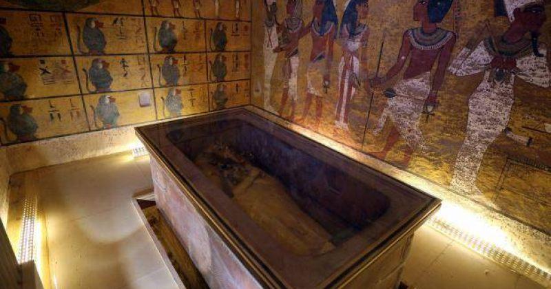 """ეგვიპტელმა მკვლევრებმა დაადგინეს, რომ ტუტანხამონის """"საიდუმლო ოთახი"""" არ არსებობს"""
