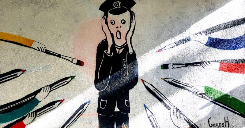 თბილისში ქუჩის მხატვრობაზე ჯარიმები ორმაგდება - მორიგი ცვლილება გამოხატვის წინააღმდეგ
