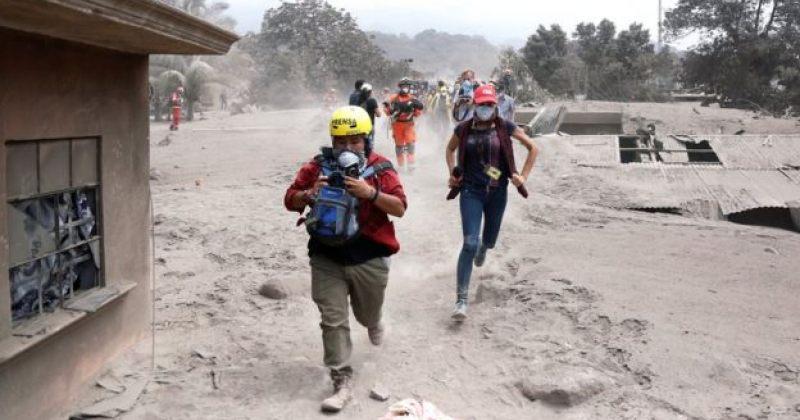 გვატემალაში ვულკანის ამოფრქვევას 75 ადამიანი ემსხვერპლა, 192 დაკარგულად ითვლება