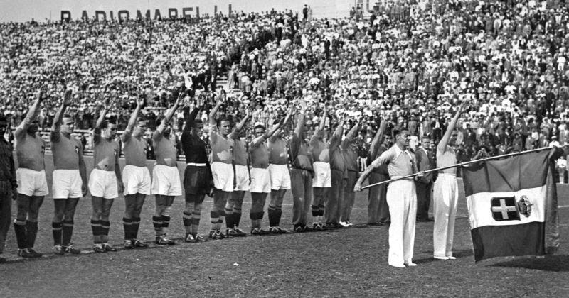 ფეხბურთის მსოფლიო ჩემპიონატის ისტორიული სურათები