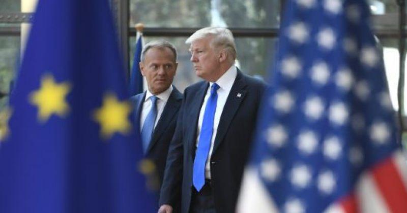 ტუსკი ტრამპს: აშშ-ს არასდროს ჰყოლია და არც ეყოლება ევროკავშირზე უკეთესი მოკავშირე