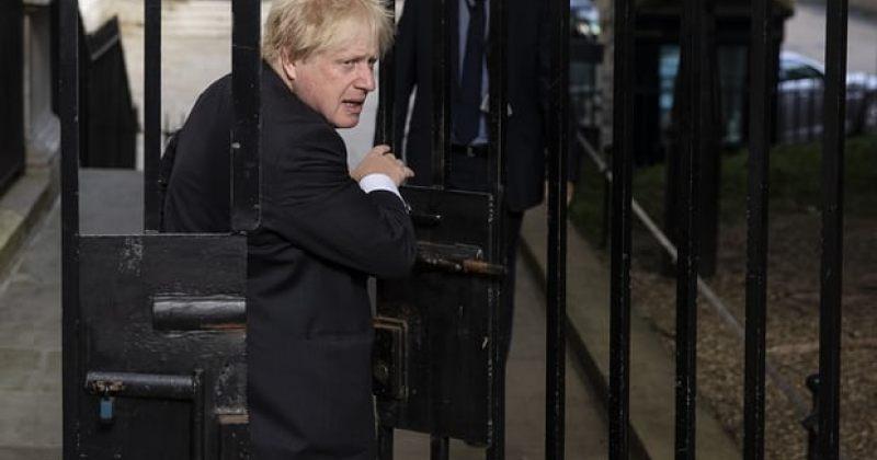 დიდი ბრიტანეთის საგარეო საქმეთა მინისტრი, ბორის ჯონსონი თანამდებობიდან გადადგა