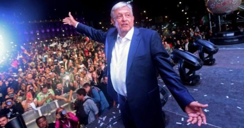 მექსიკის საპრეზიდენტო არჩევნებში მემარცხენე კანდიდატმა, ლოპეს ობრადორმა გაიმარჯვა