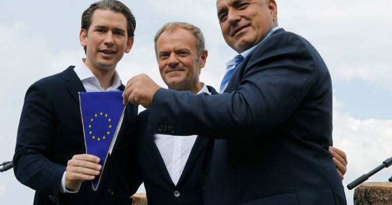 მომდევნო ექვსი თვის მანძილზე ევროკავშირის საბჭოს პრეზიდენტი ავსტრია იქნება