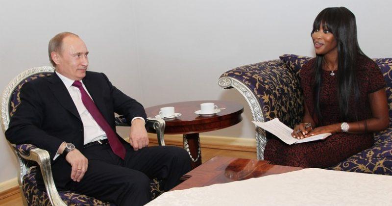 ნაომი კემპბელის კომენტარი კონორ მაკრეგორის პოსტზე: რუსეთისგან სიყვარულით