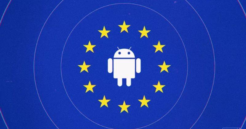 Google ევროკავშირის რეგულაციების დარღვევისთვის 5$ მილიარდით დაჯარიმდა