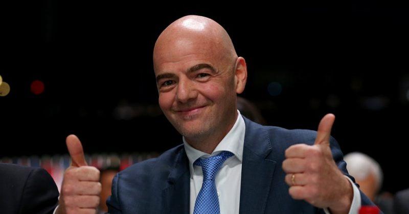 FIFA-ს პრეზიდენტი: თუ ბიჭებს გამოქვაბულიდან დროულად გამოიყვანენ, ფინალზე დავპატიჟებ