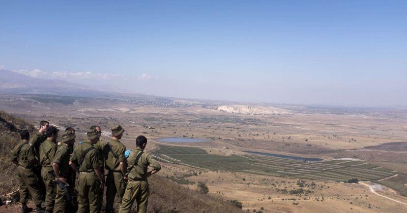 ისრაელმა გოლანის მაღლობის ტერიტორიაზე სირიული საბრძოლო თვითმფრინავი ჩამოაგდო