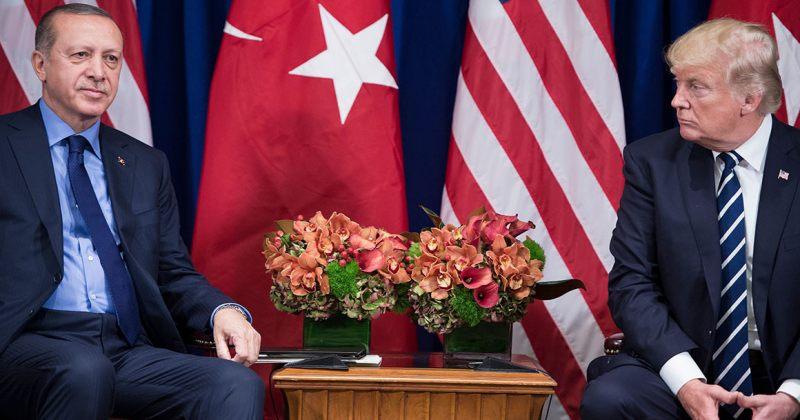 ტრამპი: თურქეთს ამერიკელი პასტორის დაკავების გამოფართო სანქციებს დავუწესებთ
