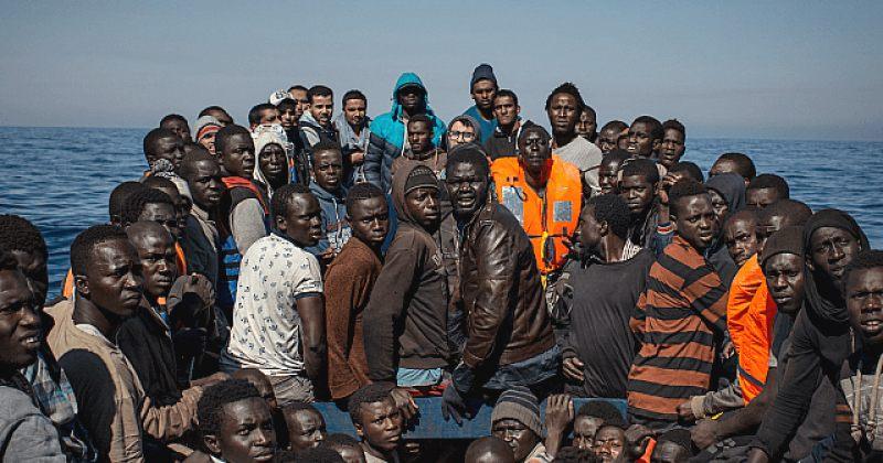 IOM-ის სტატისტიკის მიხევდით, 2018 წელს ხმელთაშუა ზღვაში 1,504 მიგრანტი დაიღუპა