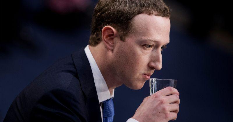 Facebook-ის აქციების ვარდნის გამო ცუკერბერგმა $16 მილიარდი დაკარგა