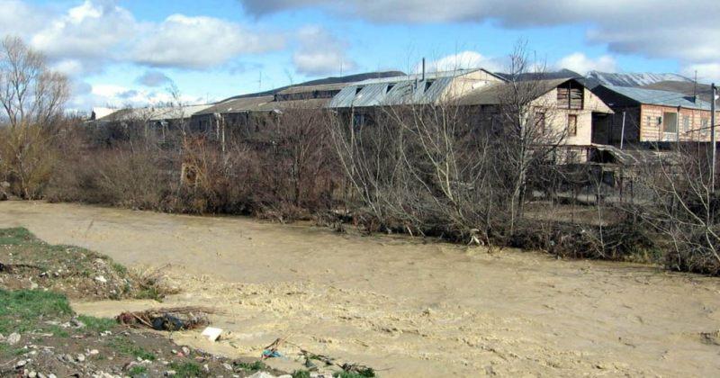 ნენსკრაჰესთან მთის ნაწილი ჩამოიშალა, მდინარემ ხიდები წაიღო და სოფლები დატბორა