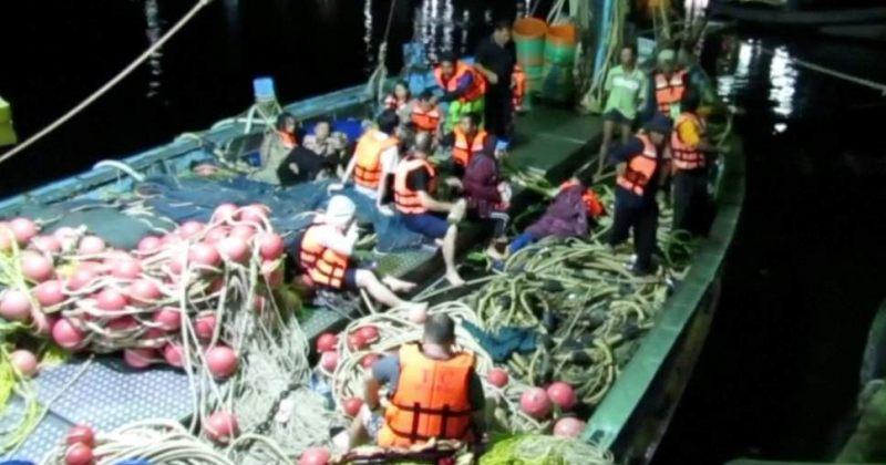 ტაილანდში ბორანის ჩაძირვის შედეგად 20-ზე მეტი ტურისტი დაიღუპა
