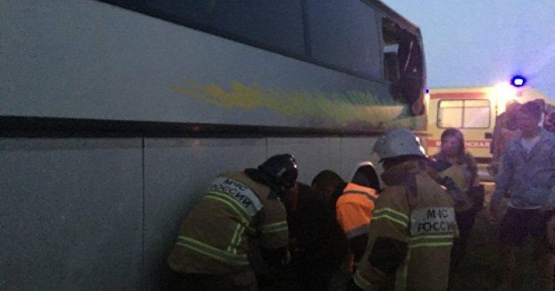თბილისი-კრასნოდარის ავტობუსი რუსეთში ავარიაში მოყვა, დაიღუპა ორი ადამიანი
