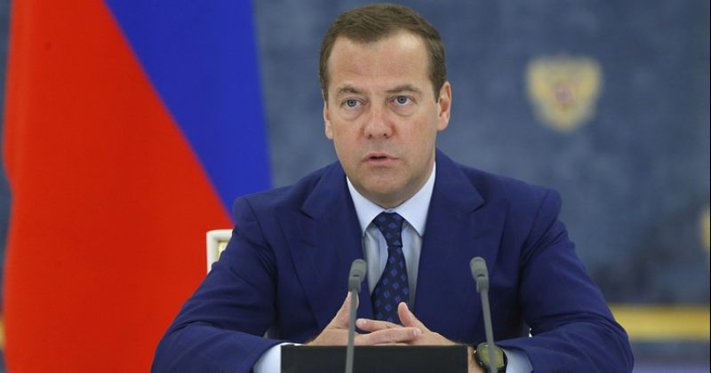 მედვედევი რუსეთის შესახებ სალომე ზურაბიშვილის განცხადებას არაპროფესიონალურს უწოდებს