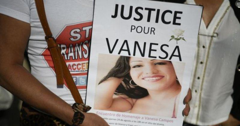 პარიზში ტრანსგენდერი ქალის მკვლელობისთვის ხუთ ადამიანს ბრალი წაუყენეს