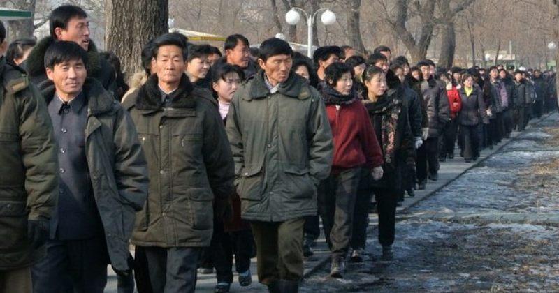 გავრცელებული ცნობით, რუსეთმა ჩრდილოეთ კორეიდან ათასობით სამუშაოს მაძიებელი მიიღო